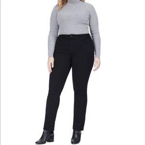 NYDJ Marylin Straight Jeans